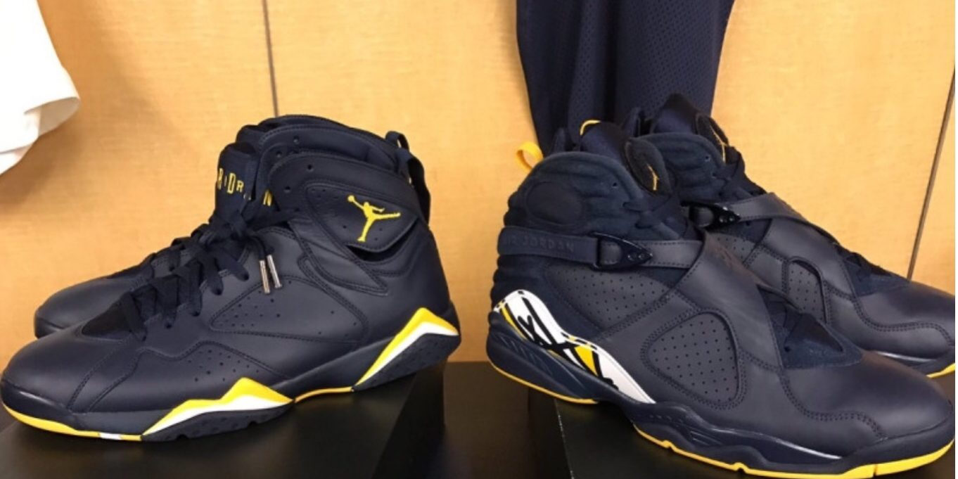 Michigan Wolverines Get Laced With More Air Jordan PEs – TIP SOLVER 9e53942d0