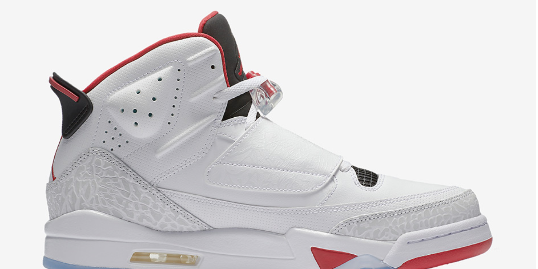 """more photos d987b 1fac0 Jordan Son of Mars """"Fire Red"""" Releasing in February – TIP SOLVER"""