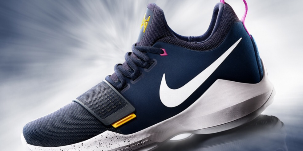 quality design 9ef2c 6d6b9 Here's a Closer Look at Paul George's New Nike PG1 – TIP SOLVER