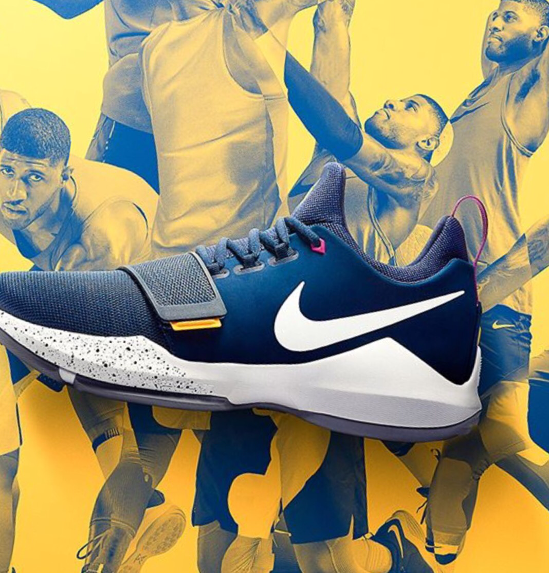 info for d5fb2 f41cb Paul Georges The Bait Nike PG1 Is Dropping This Weekend