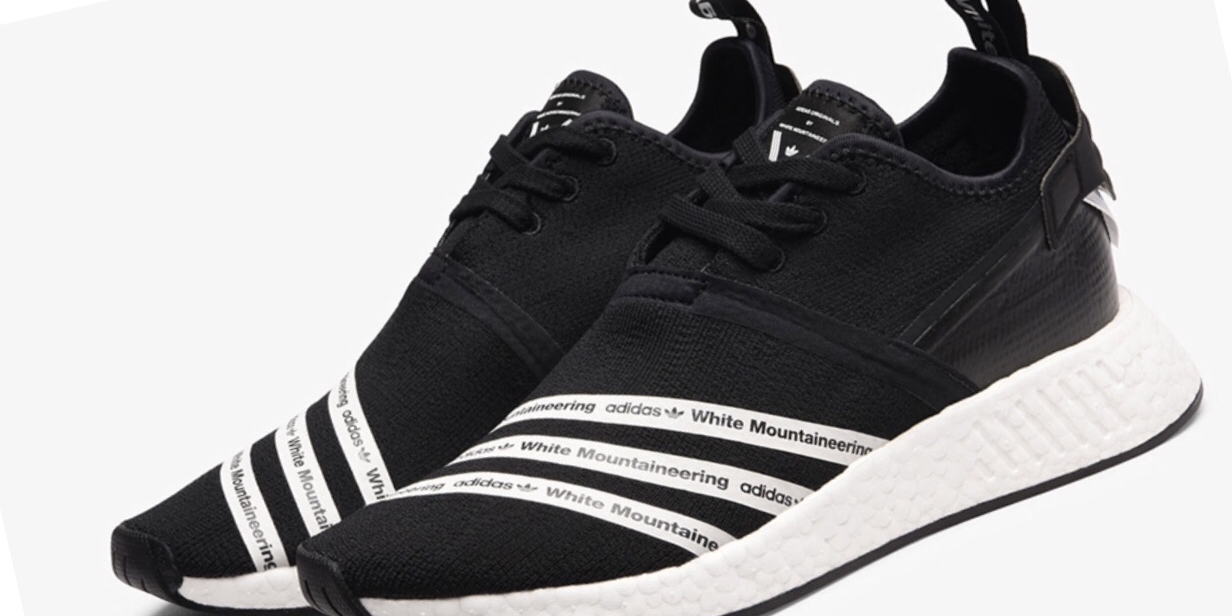 362d1083a The adidas Originals x White Mountaineering NMD R2 Drops Today – TIP ...