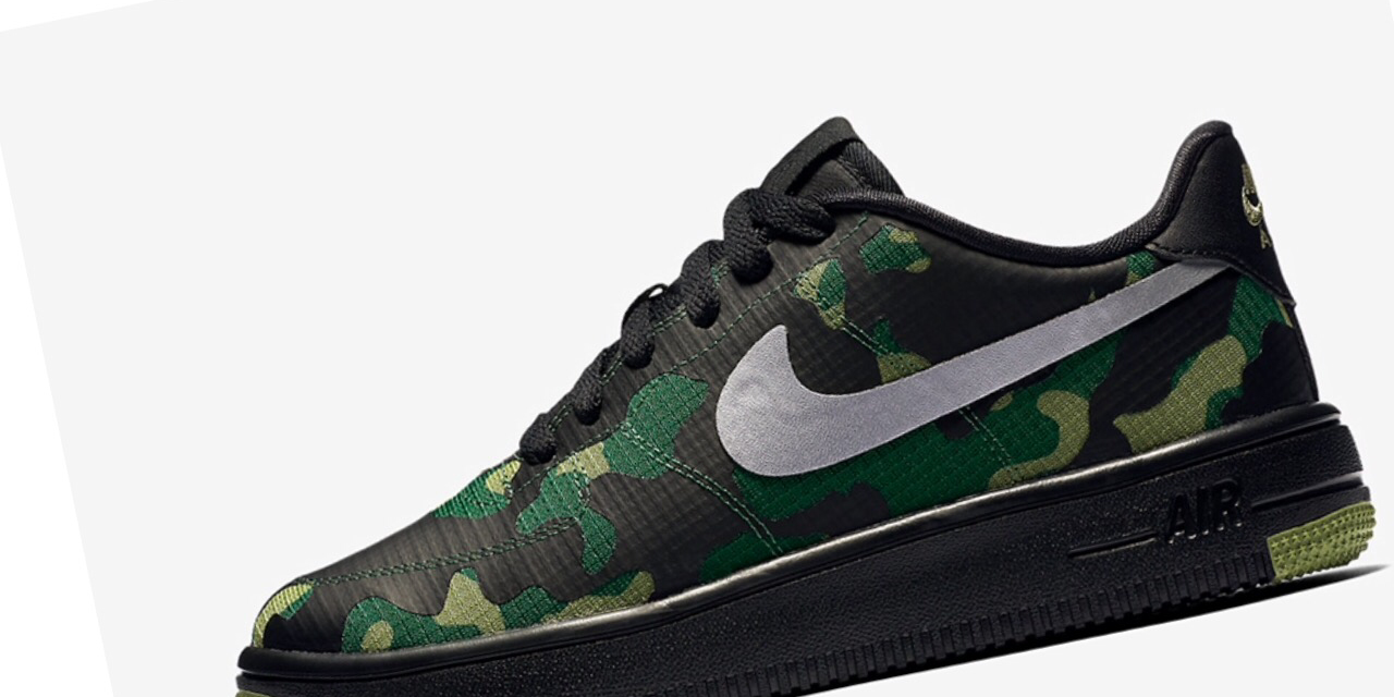 """promo code 9831c dfdaf Nike Air Force 1 Ultra Low """"Camo Ripstop""""    Coming Soon – TIP SOLVER"""