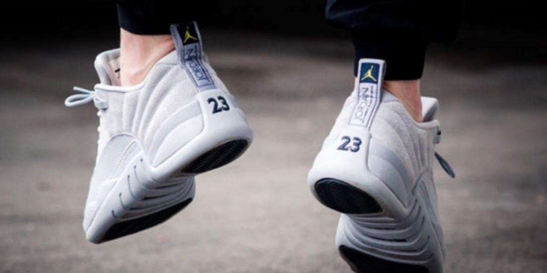 Air Jordan 12 Low Grey – TIP SOLVER