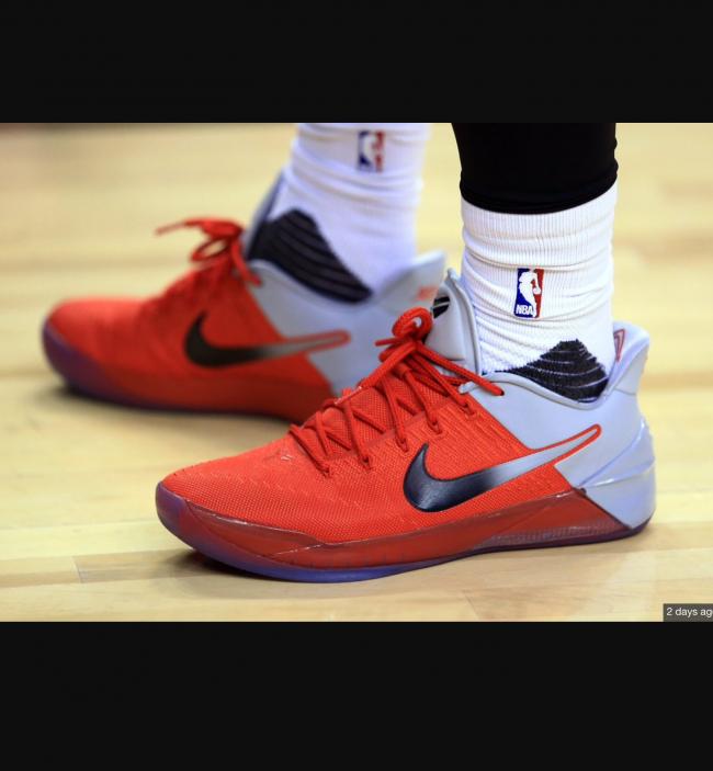 promo code 837e4 8b43c DeMar Derozan Nike Kobe AD PE – TIP SOLVER