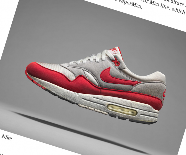 promo code 110ca ff214 Why the Nike Air Max 1 Is More Important Than the Air Jordan 1