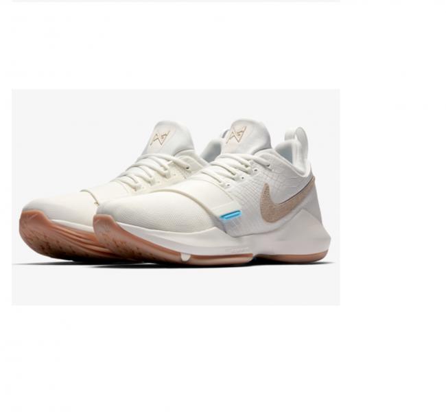 beace9ba6137 The Nike PG 1 Ivory Drops Next Week