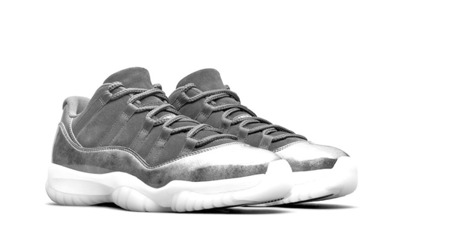 "A New ""Heiress"" Air Jordan 11 Low Will Be Releasing This Spring ... bece0cd41"