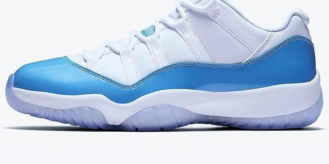 Sole Protector For Your Nike Air Jordan 11 Low Tip Solver