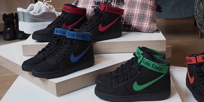 VLONE x Nike Vandal Collection – TIP SOLVER