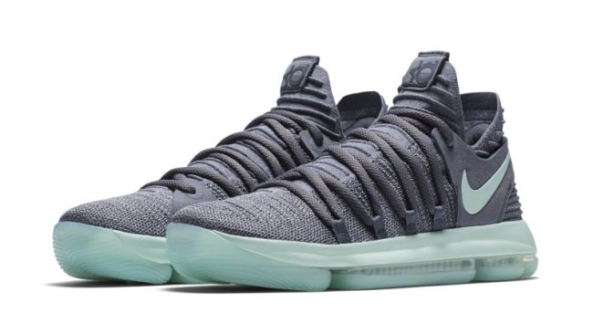 81f778276ca8 Kevin Durant s Signature Sneakers Turn Ice Cold