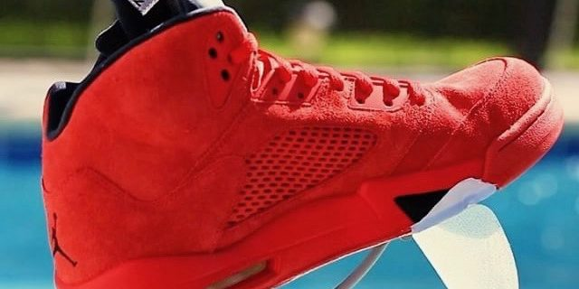 4479fae601b89 SP Sole Shouts  Video Featuring Sole Protector for your Air Jordan 5 ...
