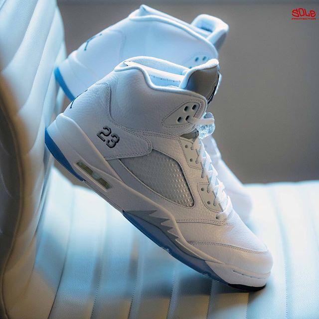 "SP Sole Shouts: Nike Air Jordan [5] V ""Metallic Silver"""
