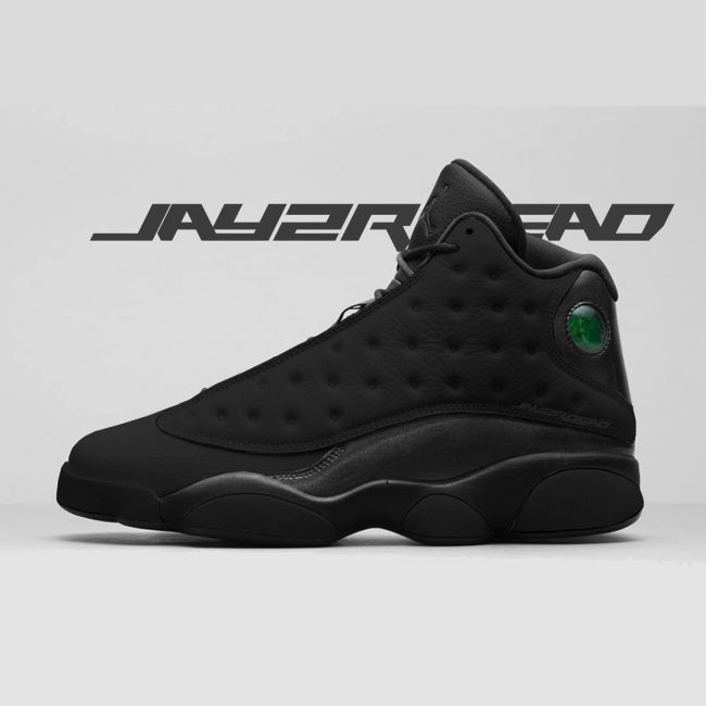 7d6d544fcc58  Cap and Gown  Air Jordan 13 Coming in 2019 – Via Sole Collector