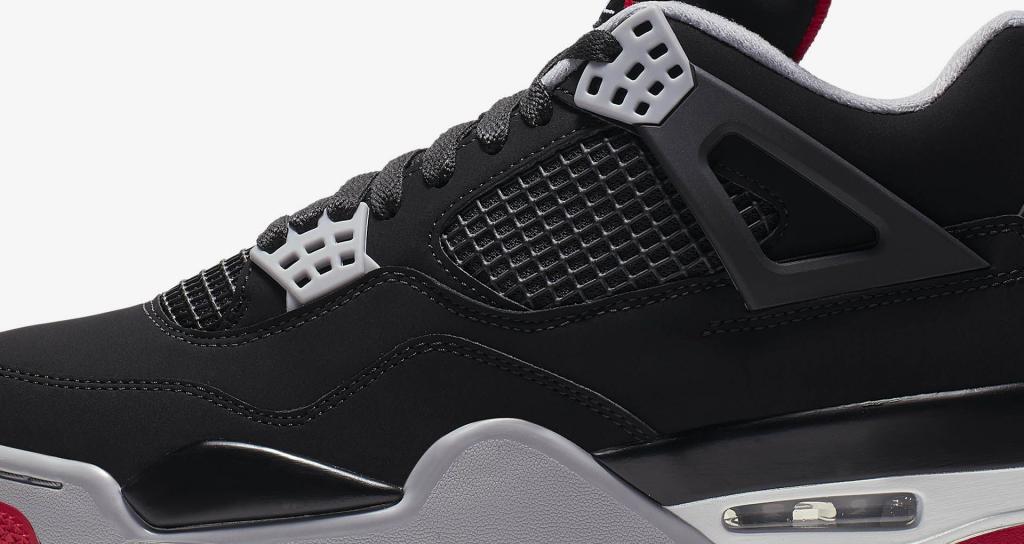 "3060c9b01647af 2019 Air Jordan  4  IV ""Bred"" – Nike Official Release Announcement"