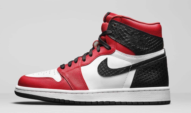 """Air Jordan 1 """"Satin Snake"""" May Be"""